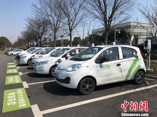 上海新能源汽车拥有量全球最大上牌政策和价格补贴是购车主因