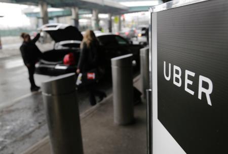 优步 Uber 软银