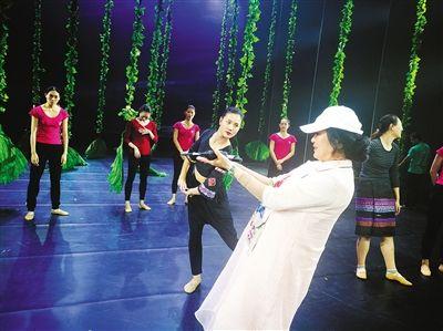 创作精品歌舞讲好新时代海南故事