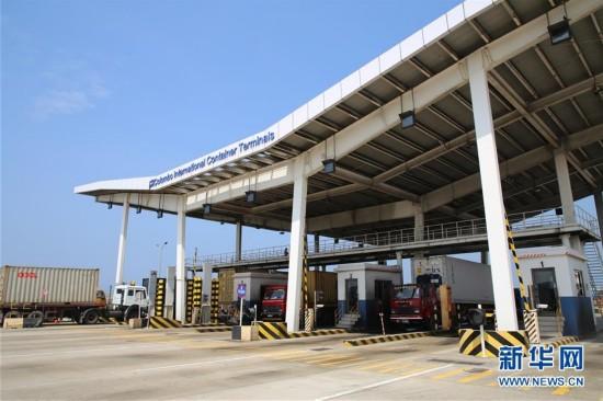 南港码头踏上新征程――新年探访科伦坡南港国际集装箱码头