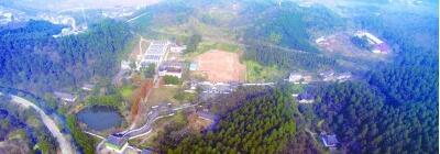 大上清宫遗址是我国迄今为止发掘的规模最大的道教正一教祖庭遗址