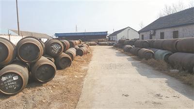 江苏响水一钢瓶检测站污染近两年 仍未受查处