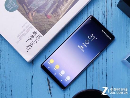 三星Note 8在韩销量夺冠 iPhoneX第二