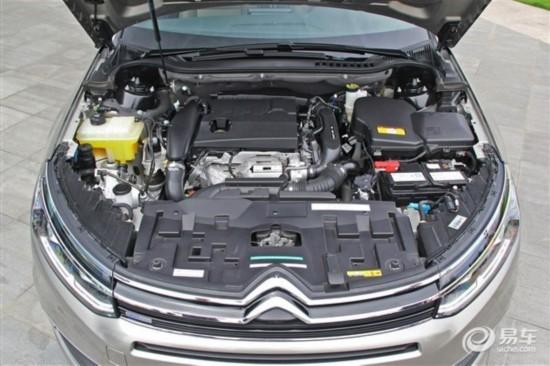 雪铁龙新款c5将于6月23日上市 搭1.6t/1.8t发动机共计