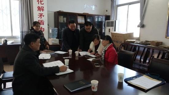 桂林市司法局到全州县考核司法行政绩效考评工作