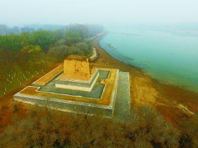 延庆近年来首次发现烽火台周边有同时期的建筑遗址