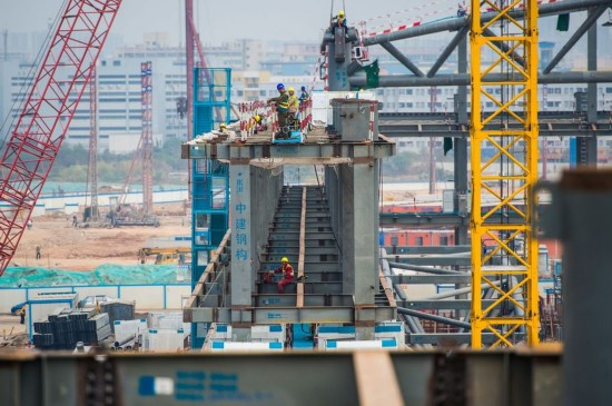 深圳国际会展中心建设进展如何?
