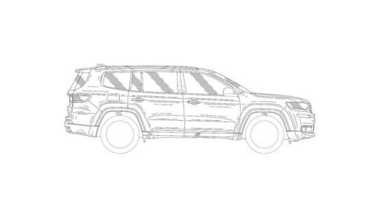 Jeep瓦格尼原型车谍照曝光借鉴云图概念车设计
