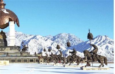 内蒙古冰雪之约