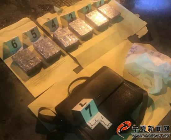红寺堡警方破获特大贩卖毒品案 缴获海洛因3公斤