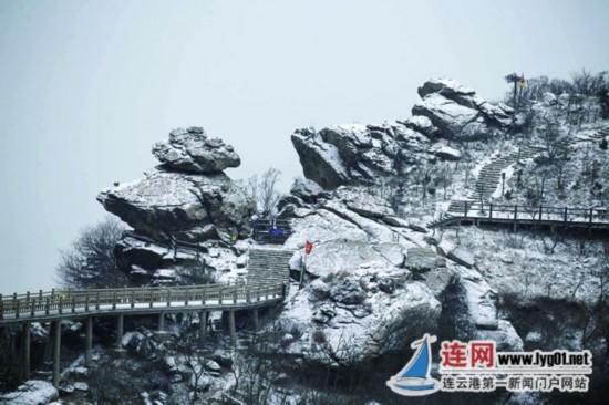 连云港持续低温 1月7日将迎雨夹雪