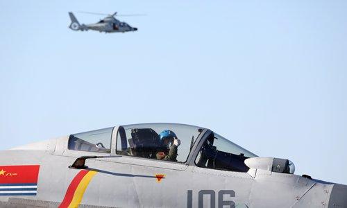 PLA Navy to streamline pilot training as more aircraft