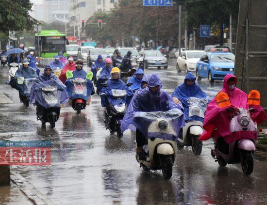 南宁1月8日迎5.9℃低温 想要回温还得等到周末