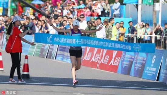 File photo of Wang Jiali. [Photo: IC]