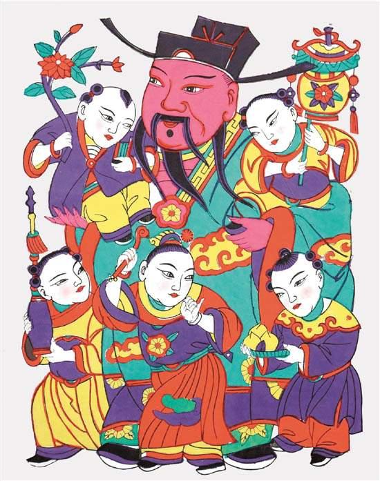 美好生活――传统优秀民间美术系列展