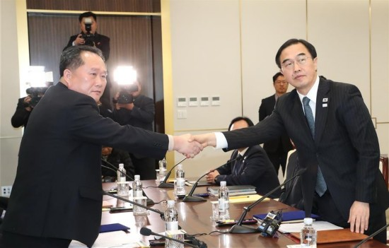SOUTH KOREA-DPRK-HIGH LEVEL TALKS