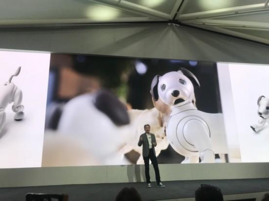 Aibo复活只是索尼迈向人工智能的第一步