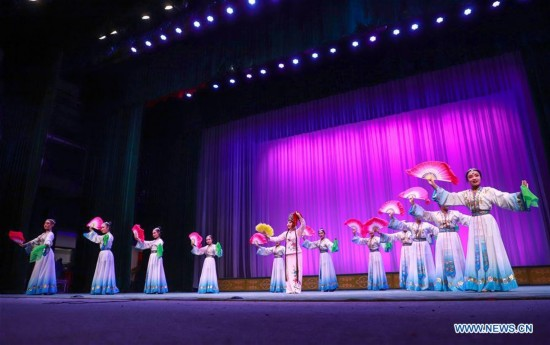 #CHINA-SHIJIAZHUANG-OPERA-PERFORMANCE (CN)