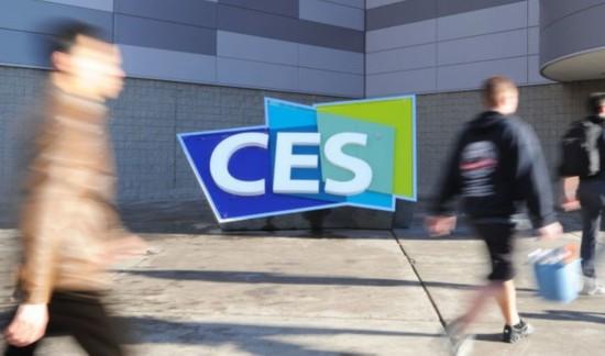 虽然CES不是手机的主场 但它们还是来了