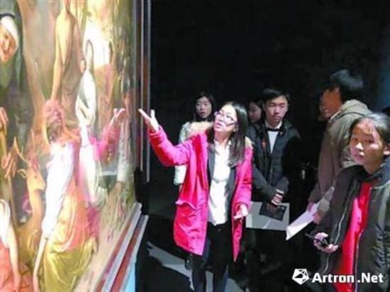 龙美术馆举办教育活动 美术馆可以成为教育界的跨课程资源
