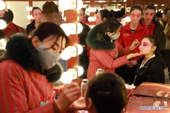#CHINA-SHIJIAZHUANG-OPERA-PERFORMANCE (CN)