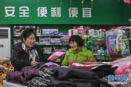 (服务)(1)超市进村:推进宜居乡村建设