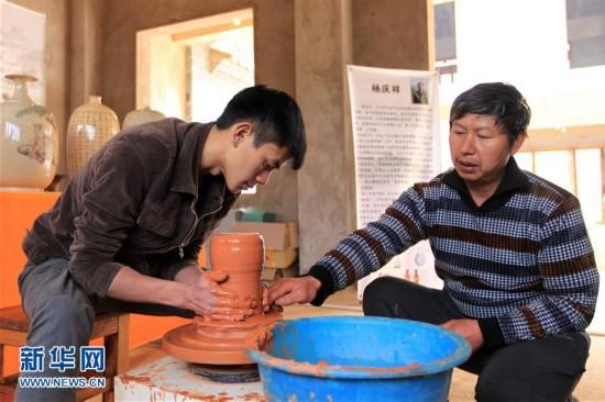 (社会)(1)云南建水:紫陶产业助力脱贫增收