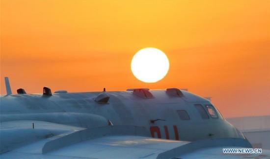 #CHINA-AIR FORCE-REAL COMBAT TRAINING (CN*)