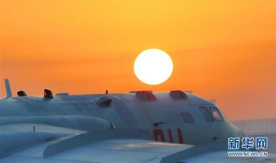 (图文互动)(5)中国空军歼-20等多型新机实战实训制胜空天