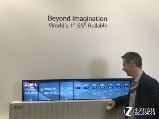 不只是大!一文看懂CES2018上的电视黑科技