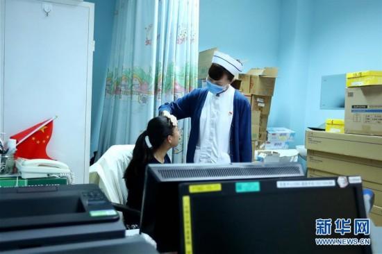 (健康)(5)应对冬季就诊高峰期 白衣天使在行动