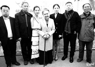 慰安妇题材电影《大寒》今日上映  90岁鲁园无偿出演