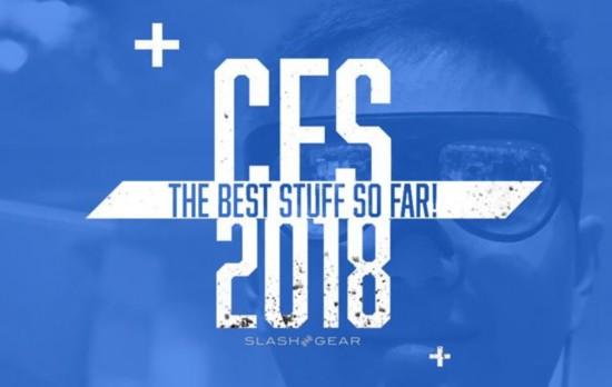 外媒评CES2018十大最佳产品及技术:小米上榜