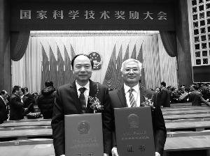 扬州大学两项成果获2017年度国家科技奖