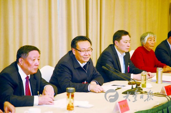 王荣:大中镇要奋力走在新时代新大丰建设前列