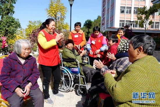 (社会)(1)福建大田:打造农村居家养老服务新模式