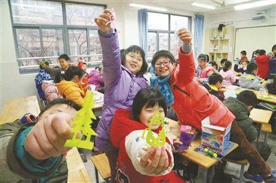 """南京一小学让学生""""玩""""了一周 探索""""无作业周"""""""