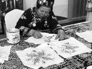 传统文化成为时尚新支点