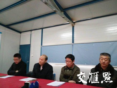 南京龙湖地产在建工地大面积坍塌 施工被叫停