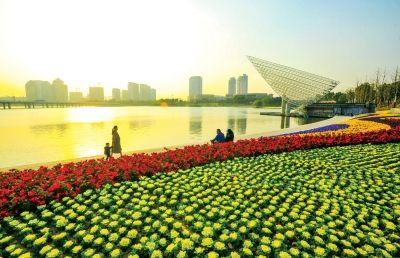 扬州:城市建设大会战 让城市有更好生态