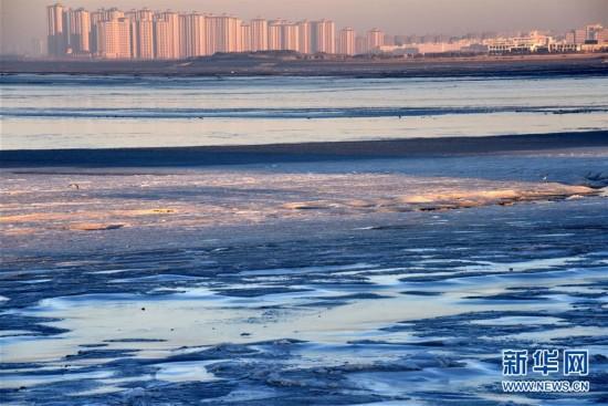 (环境)(1)冰封海湾