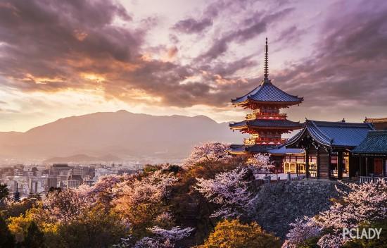 京都,一个适合慢游的城市