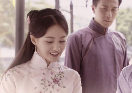 女星民国剧造型 赵薇范冰冰马苏当年真水嫩
