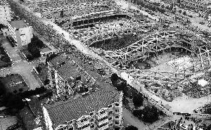 南京江宁一工地基坑塌陷 46户居民撤离