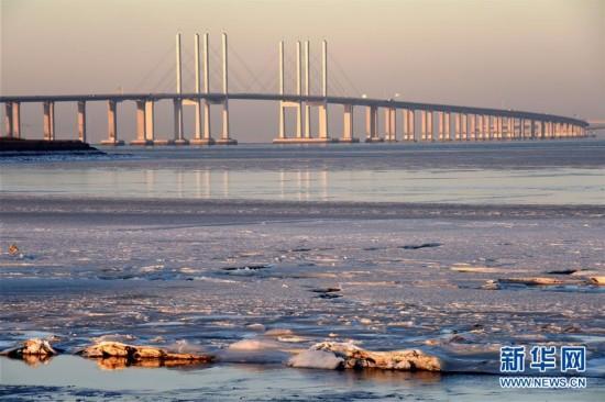 (环境)(4)冰封海湾
