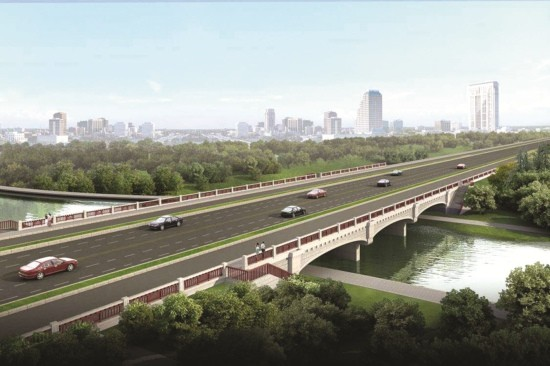 淮安洪泽东风桥即将改建 总投资约3000万
