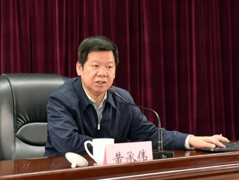 国务院扶贫办全国扶贫宣传教育中心党支部书记、主任 黄承伟