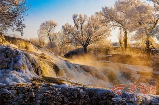 榆林红石峡现