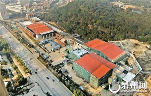 晋江八仙山全民健身中心预计6月竣工