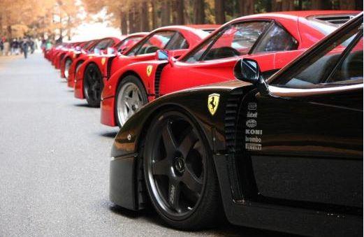 法拉利推电动跑车叫板特斯拉 首款SUV将问世